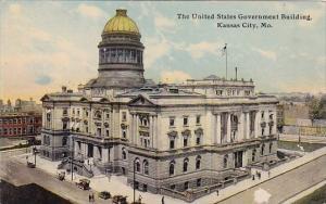 The United States Government Building Kansas City Missouri