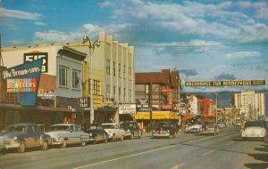 ANCHORAGE , Alaska ,1950-60s ; Fourth Avenue