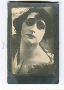 257887 KHOLODNAYA Russian Silent FILM MOVIE Actress PHOTO old