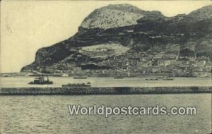 Gibralter Postal Used Unknown, Missing Stamp