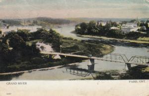 PARIS , Ontario , 1909 ; Grand River