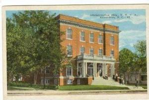 Administration Building, Y.W.C.A., Greensboro, North Carolina, PU-1930