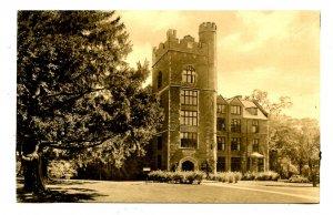 MA - South Hadley. Mt Holyoke College, Cornelia Clapp Laboratory