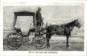 Malta, Maltese Cab, Carrozin 02.66