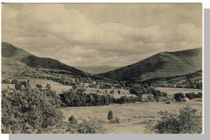 West Arlington,Vermont/VT Postcard,Valley Of The Battenkill