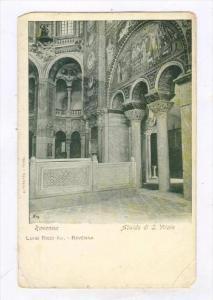 Abside Di S. Vitale, Ravenna (Emilia-Romagna), Italy, 1900-1910s