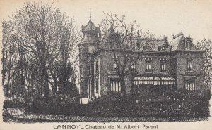 LANNOY , Nord , France , 00-10s ; Chateau de Mr Albert Parent