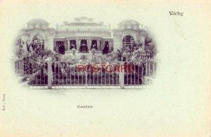 pre-1907 France. VICHY - CASINO