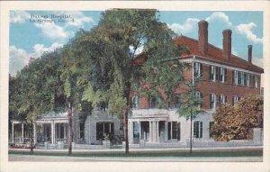 Georgia LaGrange Dunson Hospital
