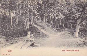 SAEBY. Ved Saebygaard Molle. , Denmark , 1910s