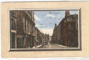 Birmingham. New Street Tuck Framed Aquagraph  Ser. PC # 1253