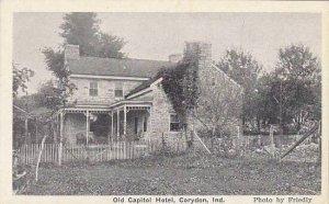 Indiana Corydon Old Capitol Hotel