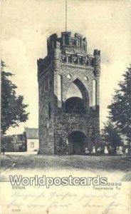 Tangermunder Tor Stendal Germany 1907