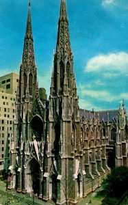 New York City St Patrick's Cathedral
