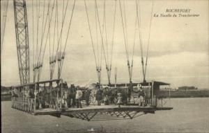 Rochefort France La Nacelle du Transbordeur c1915 Postcard