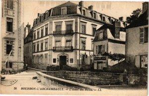CPA BOURBON-l'ARCHAMBAULT - L'Hotel des Bains (225424)