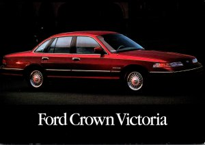 1991 Ford Crown Victoria