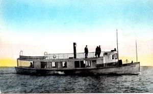 Polson Montana Steamboat The Flyer Flathead Lake