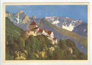 Castle Vaduz, Residence Of Ruling Prince Franz-Joseph II, Principality of Lie...