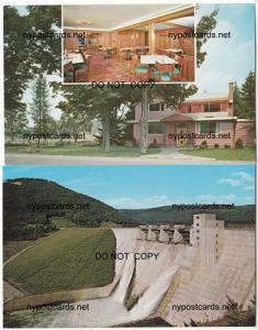 2 - Red House Inn & Kinzua Dam, Allegheny