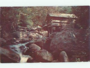 Pre-1980 GREAT SMOKY MOUNTAINS NATIONAL PARK Gatlinburg Tennessee TN W6188
