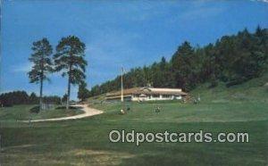 Gladstone Golf Course, Gladstone, MI USA Golf, Golfing 1965
