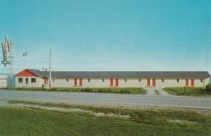CARLETON , Quebec , Canada , 50-60s ; Motel Carleton