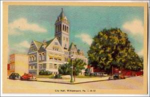 City Hall, Williamsport PA