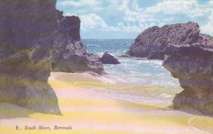 Bermuda Scene On South Shore