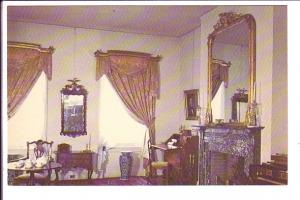 The Miller House, Hagerstown, Maryland, Interior, Fireplace