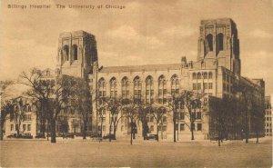 Billings Hospital, The University of Chicago