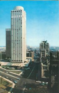 Canada, Le Chateau Champlain Hotel, Montreal, Que, 1979 used