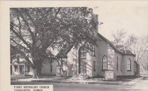 Kansas Presbyterian First Methodist Church