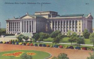 Oklahoma City Oklahoma State Capitol
