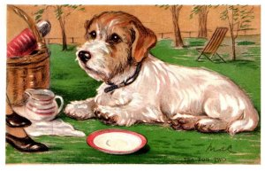 Dog , Tea for Two