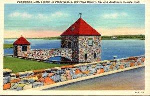 Pennsylvania Crawford County Pymatuning Dam Curteich