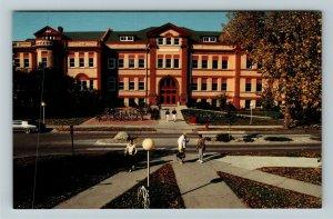 Fargo ND- North Dakota, North Dakota State University Minard Hall ChromePostcard