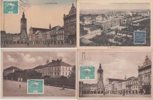 BUDWEIS BUDEJOVICE CZECH REPUBLIC RÉPUBLIQUE TCHÈQUE 24 CPA (mostly pre-1950)
