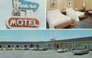 LOUISVILLE , Quebec, Canada, 1960s ; Juana Motel