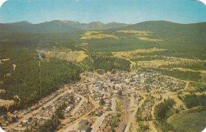 KIMBERLEY , British Columbia, 1950-1960s