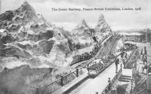 London 1908 Franco-British Exhibition, The Scenic Railway