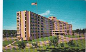 Wisconsin Madison United States Veterans Administration Hospital