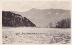 RP, View on Lake Mara, Sieamous, British Columbia, Canada, 20-40´s