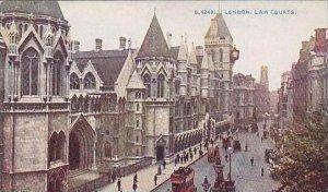 United Kingdom London Law Courts