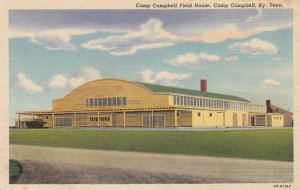 CAMP CAMPBELL , Kentucky , 1930-40s ; Field House