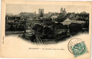 CPA BEAUGENCY - Vue générale (270587)