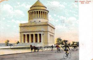 Grant's Tomb New York City NY Unused