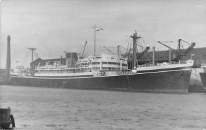 Waiwera M.V. Shaw Savill, H.B. Christiansen, Ship Schiff 1944