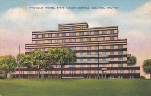 The Ellis Fischel State Cancer Hospital, Columbia, Missouri, 30-40s