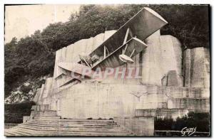 Old Postcard Caudebec en Caux Those of Latham 47 Jet Aviation